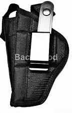 NEW Nylon Hip Belt Gun holster for Smith &Wesson M&P SHIELD 9mm & 40 Caliber