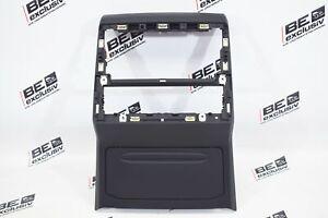 VW-Touareg-3-CR7-Carenatura-Mittelkonsole-Vassoio-Pieghevole-Posteriore-USB-Port