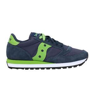 SAUCONY JAZZ sneakers scarpe uomo navy mod 2044-316