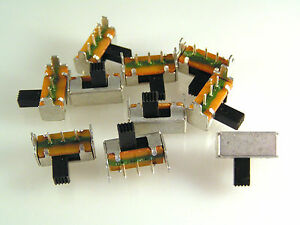 Mini-Slide-Switch-Right-Angled-PCB-Mount-SPDT-5-pieces-OM0559A