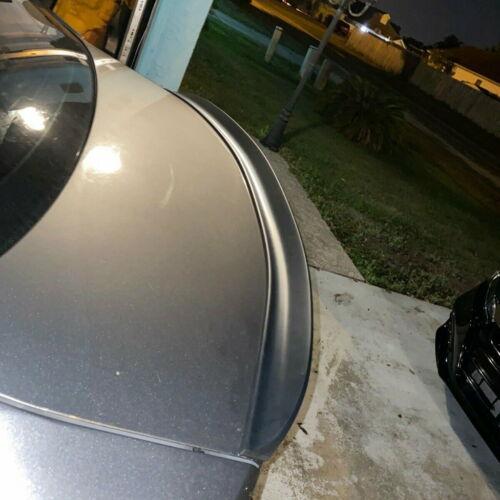 Stock 284 PDL Type Rear Trunk Lip Spoiler Wing For 2016~19 KIA Optima JF Sedan
