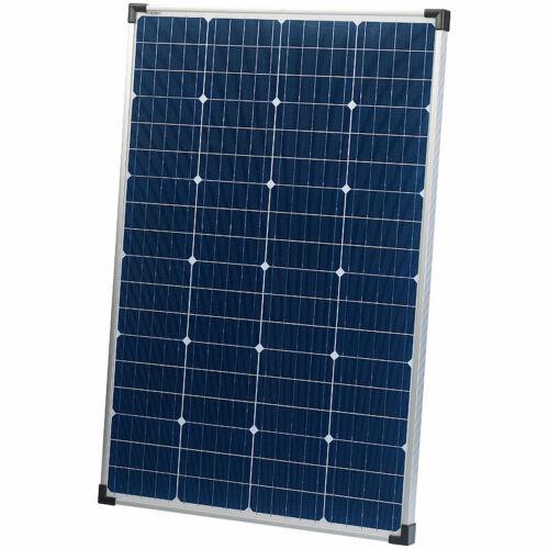 110 W revolt Mobiles monokristallines Solarpanel IP65 5 m Anschluss-Kabel