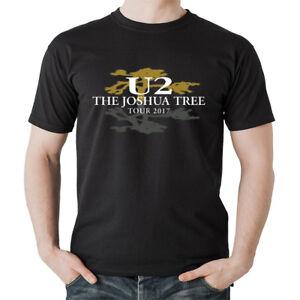 U2-THE-JOSHUA-TREE-CAMISETA-T-SHIRT-TOUR-2017-MUSIC-IRISH-BAND-MAGLIETTA