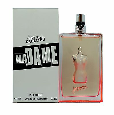 JEAN PAUL GAULTIER MADAME EAU DE TOILETTE NATURAL SPRAY 100 ML3.3 FL.OZ. (T) | eBay