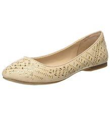 Aldo Women's Paessa Ballet Flats, Off White (Bone / 32), 5 UK 38 EU