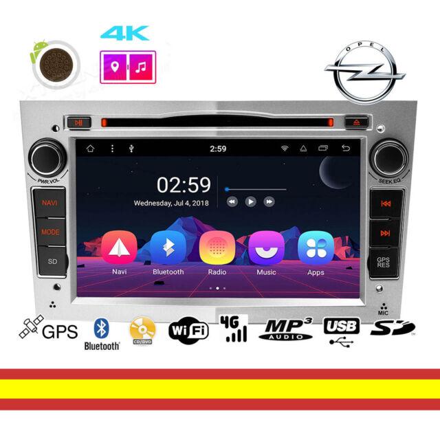 Radio CD Android 8.1 Octacore Wifi Opel Corsa Astra Vectra Vivaro Zafira Meriva