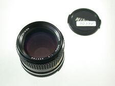NIKON MF Ai 2/85 85 85mm F2 2 adapt. EOS A7 MFT NEX /17