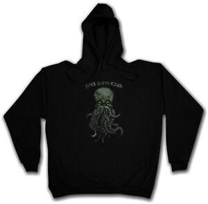 cappuccio Felpa con Lovecraft Dunwich P Wars Str8 H R'yleh Outta Horror Arkham Miskatonic wqBFqOUIW