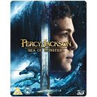 Percy Jackson Sea of Monsters - Limited Edition Steelbook Blu-ray 3d 2d