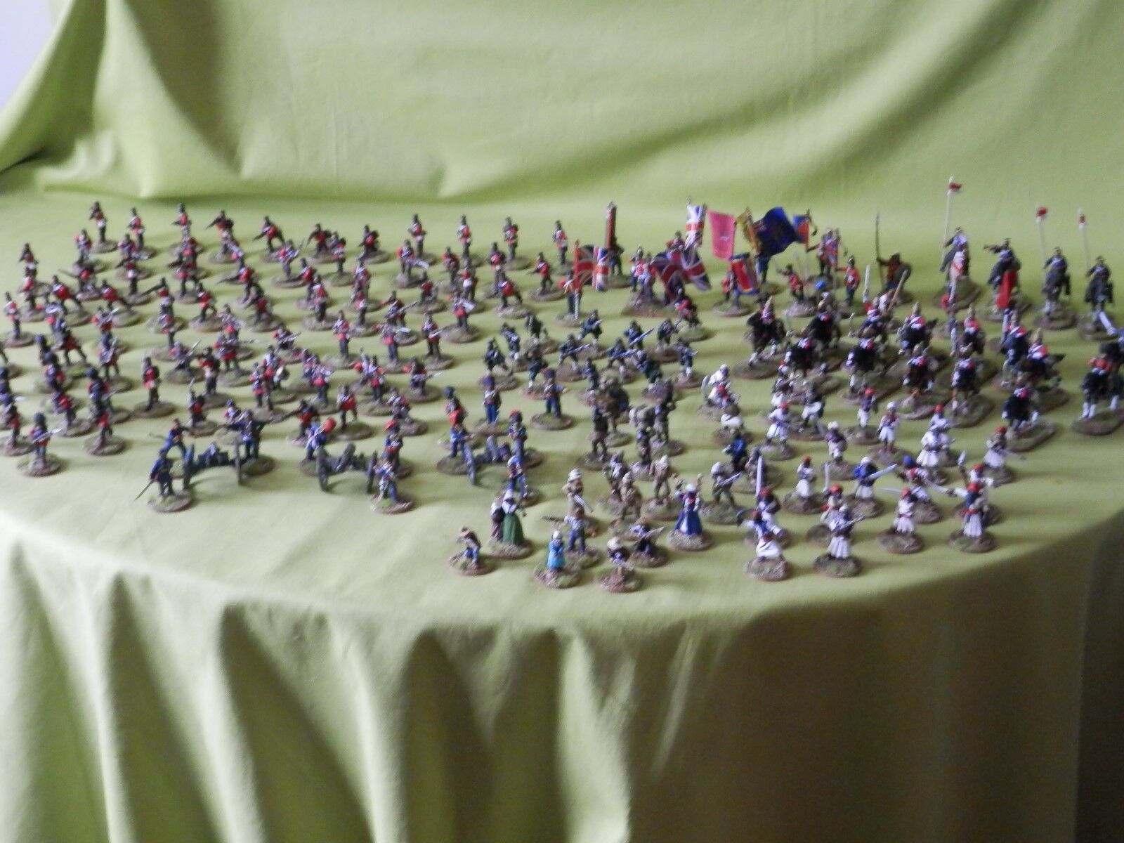19TH CENT BRITISH,ENEMIES,PERRY & WARGAMES FOUNDRY - MANY UNITS TO CHOOSE FROM