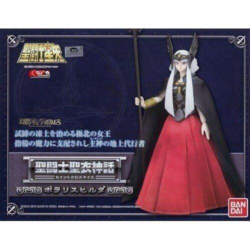 Bandai Saint Seiya Cloth Myth Polaris Hilda Action Figure