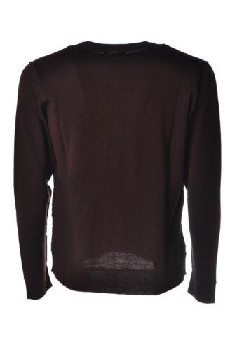 Marrone Uomo Maglieria Alpha 4628906c194653 pullover ASx6qAawt