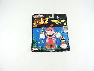 Nintendo Super Mario Bros 2 Wind Up Toy 1989 Nasta Figure New Vintage Moc Nes Ebay