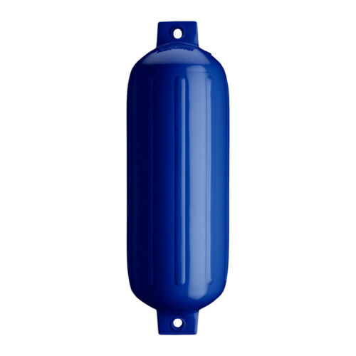 """Polyform U.S G-5-Cobalt Bluewo G-5 Twin Eye Fender 8.8/"""" X 26.8/"""" Cobalt Blue"""