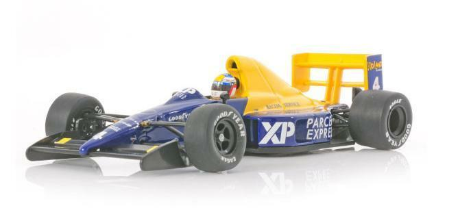 Tyrrell Ford 018 J.Alesi  GP France  1989 1989 1989 (Minichamps 1 43   ) e00cbc