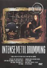 George Kollias: Intense Metal Drumming (DVD, 2010)