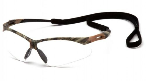Pyramex PMXTREME Safety Glasses With Lanyard Choose Frame /& Lens Color 1 Pair