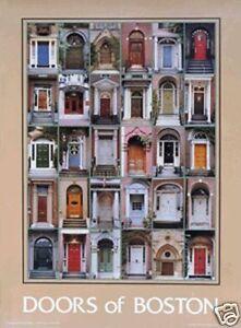 Image is loading Doors-of-Boston-poster & Doors of Boston poster | eBay