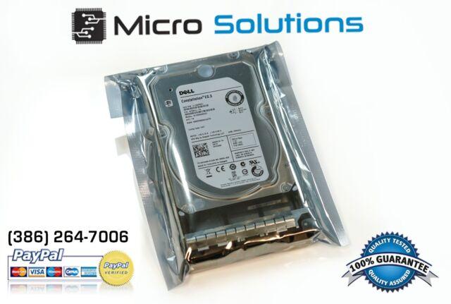 """Dell 500GB 7.2K 3.5"""" SATA 01KWKJ 1KWKJ HDD Hard Drive"""