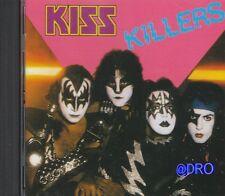 KISS + CD + Killers (1982) + 12 Songs + KULT + NEU + OVP + Portofrei(D)