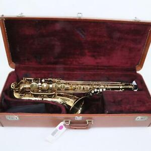 Selmer-Paris-Mark-VI-Professional-Tenor-Saxophone-SN-85566-GORGEOUS-GREAT-PLAYER
