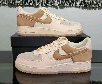 Women's Nike Air Force 1 '07 PRM Washed CoralRose Gold 896185 603 HTF Size: 12 | eBay