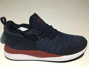 7ea3e2aba5df54 PUMA MENS PACER NEXT CAGE KNIT PREMIUM RUNNING SHOES  366949-06