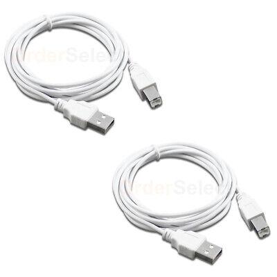 USB Printer Scanner Cable Cord For HP PhotoSmart C8183 C8188 D5145 D5155 D5160
