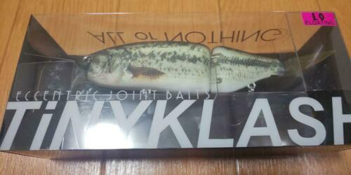 DRT Tiny Klash Low DRT BASS Division Rebel Tackles Swimbait TinyKlash NEW F//s