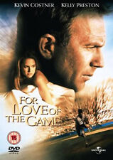 DVD:FOR THE LOVE OF THE GAME - NEW Region 2 UK