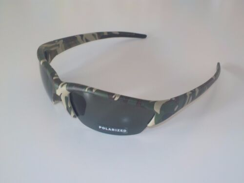 POLARIZED HUNTING Sunglasses for Fishing Shooting Camping Angling Camouflage