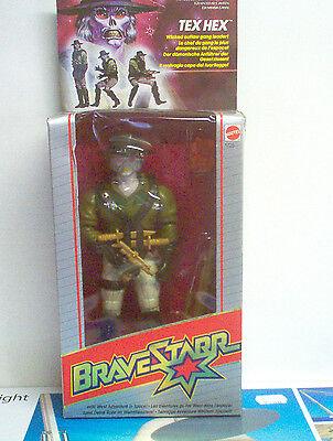 Bravestarr Tex Hex Mattel 1725