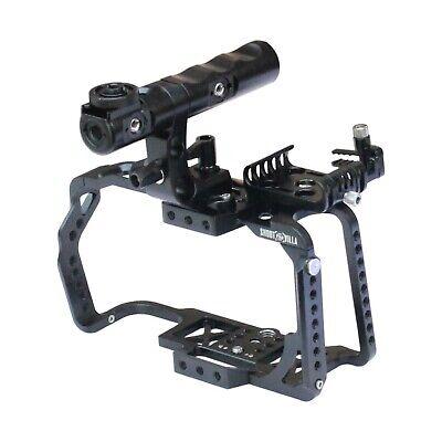 Shootvilla Bmpcc Cage Top Handle For Blackmagic Design Pocket Cinema 4k Camera Ebay