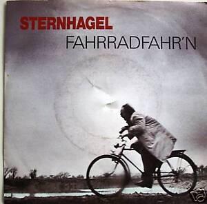 7-034-70s-RARE-COVERVERSION-gt-STERNHAGEL-Fahrradfahr-n