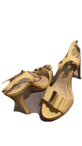(Used)Vince Camuto Beautiful Ladies Size 9 cream C
