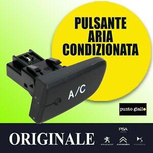 Pulsante Aria Condizionata Originale Peugeot 107 Citroen C1 - Aygo