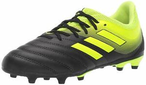 cheap for discount 4c1b5 bfced Image is loading adidas-COPA-19-3-FG-J-Kids-CBlack-