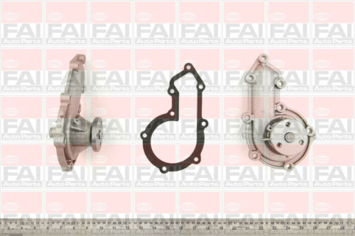 GENUINE FAI OE QUALITY NEW WATER PUMP WP6300 FOR LAND ROVER