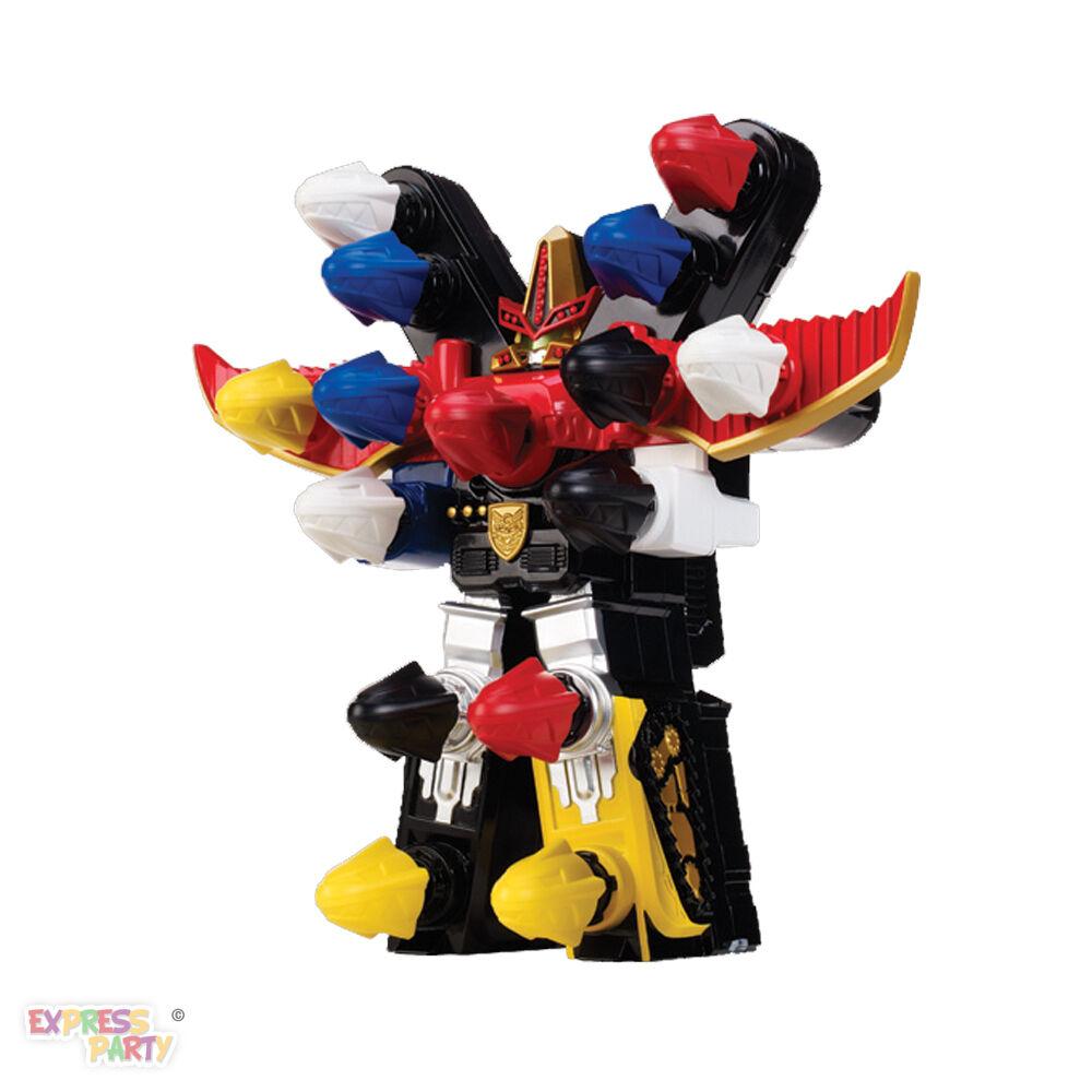 Power Rangers Megaforce Battlefire Megazord