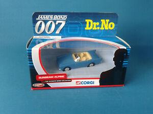 CORGI-JAMES-BOND-007-SUNBEAM-ALPINE-DR-NO