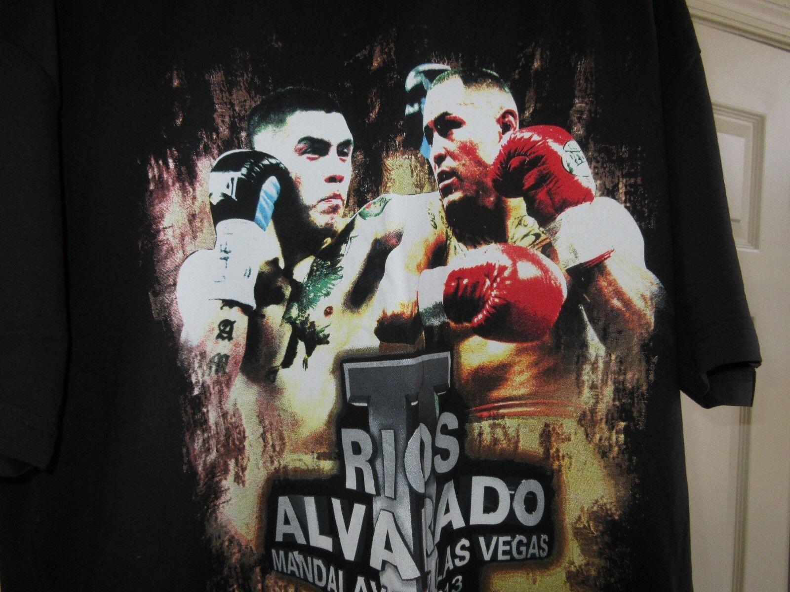 Rios - Alvarado ,T-Shirt , Mandalay Bay , Las Vegas , M
