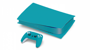 GLOSS-MIAMI-BLUE-SKIN-FOR-PS5-PLAYSTATION-DISC-VERSION