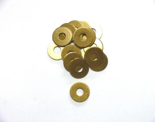 8,4mm Messing Unterlegscheiben groß 3,2 5,3 DIN 9021 4,3 6,4