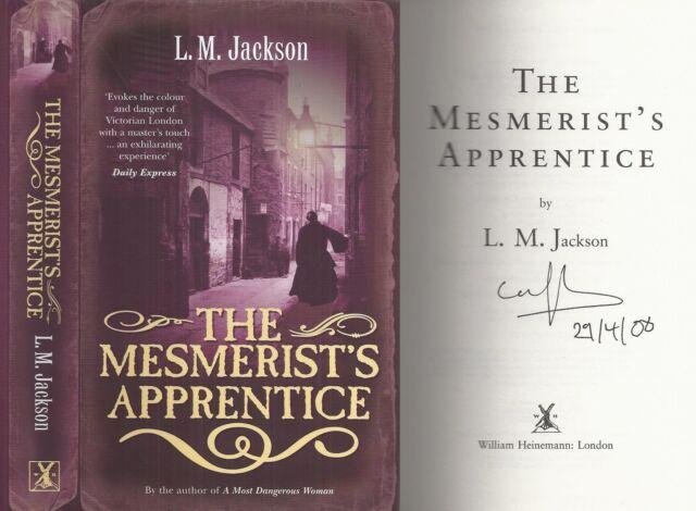 L M Jackson-Die mesmerist der Lehrling-signiert - 1st/1st
