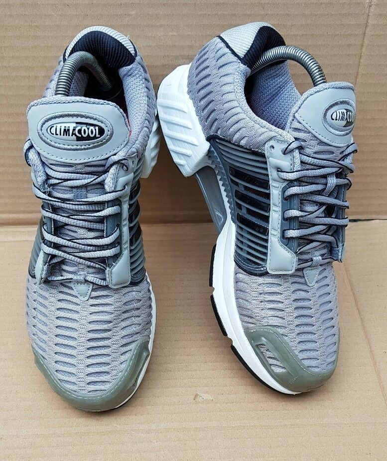 CLIMACOOL 1 TRAINERS SIZE 6 UK RARE IMMACULATE LIMITED EDITION PALE GREY