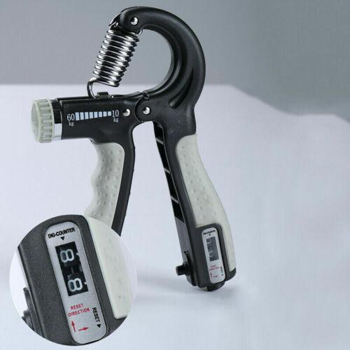 Hand Grip Gripper Forearm Strengthener Finger Power Exercise Strength Resistance