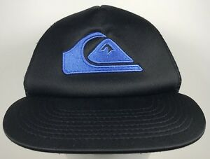 Image is loading Quiksilver-Keeper-Trucker-Hat -Adjustable-Snapback-BaseBall-Surf- a7663f0dd18