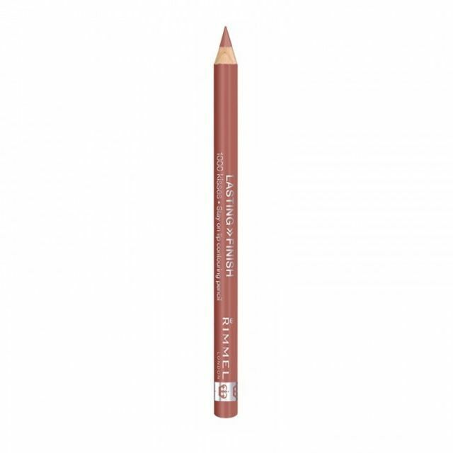 2 X Rimmel Lip Liner Stay On Lip Contouring Pencil 1000 Kiss 014 Wild Clover Health & Beauty