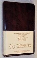 STEAM TRAINS YOU CAN RIDE Volume 1 VHS Video 1988 Arkansas Texas Georgetown RR