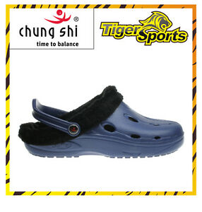 Shi Duflex doubl Chung bleu Chaussures hiver Dux marine OzxvqdUvW